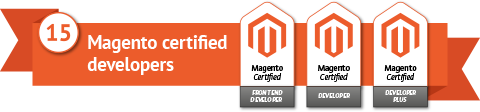Certified Magento Developers with KJ Proweb