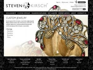 Juwelry Magento online store
