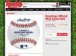 Sporting goods Magento webshop