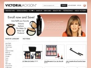 Cosmetics Magento online shop