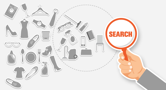 Magento search