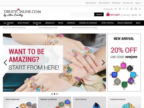 Magento ecommerce website: Accessoires