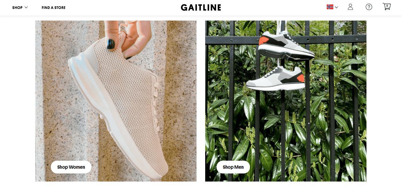 Gaitline Homepage Banner