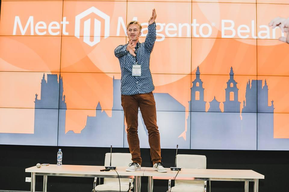 Meet Magento Guido Janssen