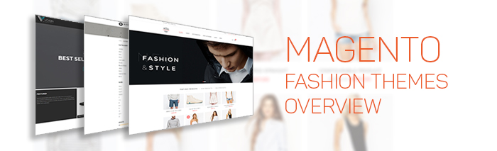 Fashion Magento themes