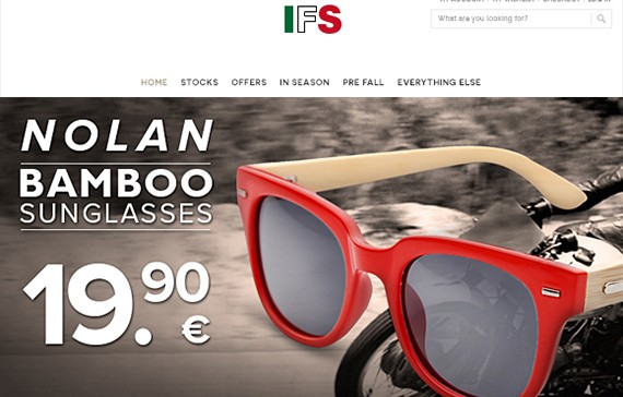 Italian Fashion Supply