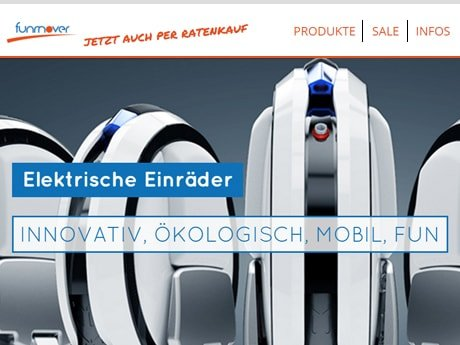 Magento Store for Electric Devices