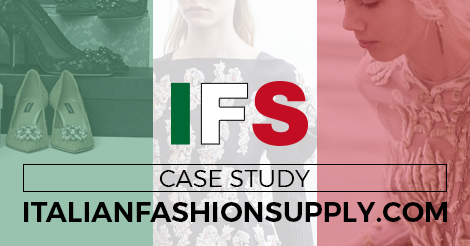Case study: fashion B2B marketplace