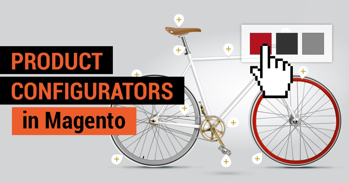 Building a product configurator in Magento