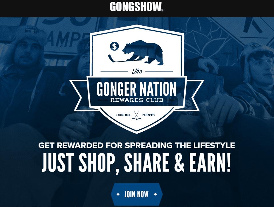 Gongshow Gear