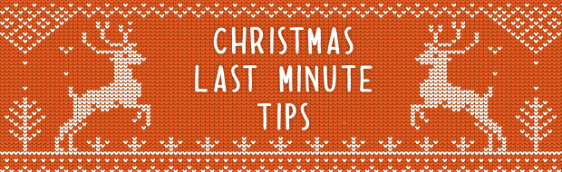 Christmas Last Minute Tips image