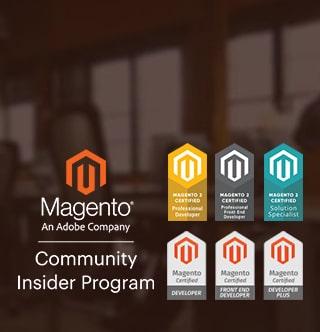 Magento website development and design agency