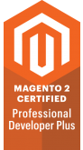 Magento 2 Certified Professional Developer Plus certification