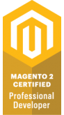Magento 2 Certified Professional Developer certification