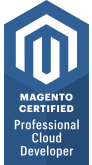 Magento Certified Professional Cloud Developer certification