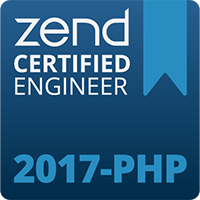 Zend Certified PHP Engineer certification