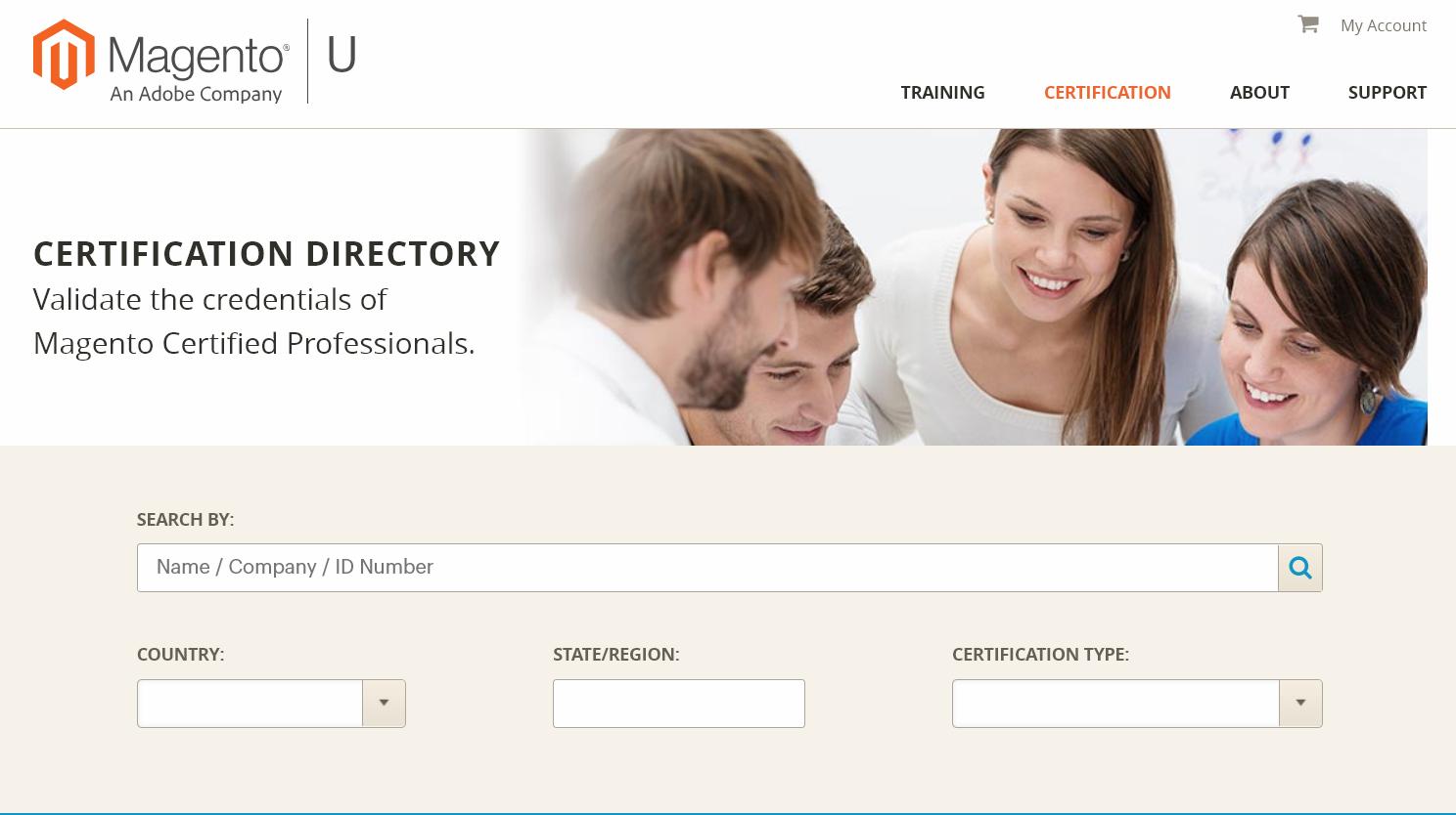 Magento Certifications - Magento U