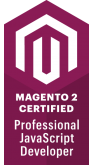 Magento 2 Certified Professional JavaScript Developer certification