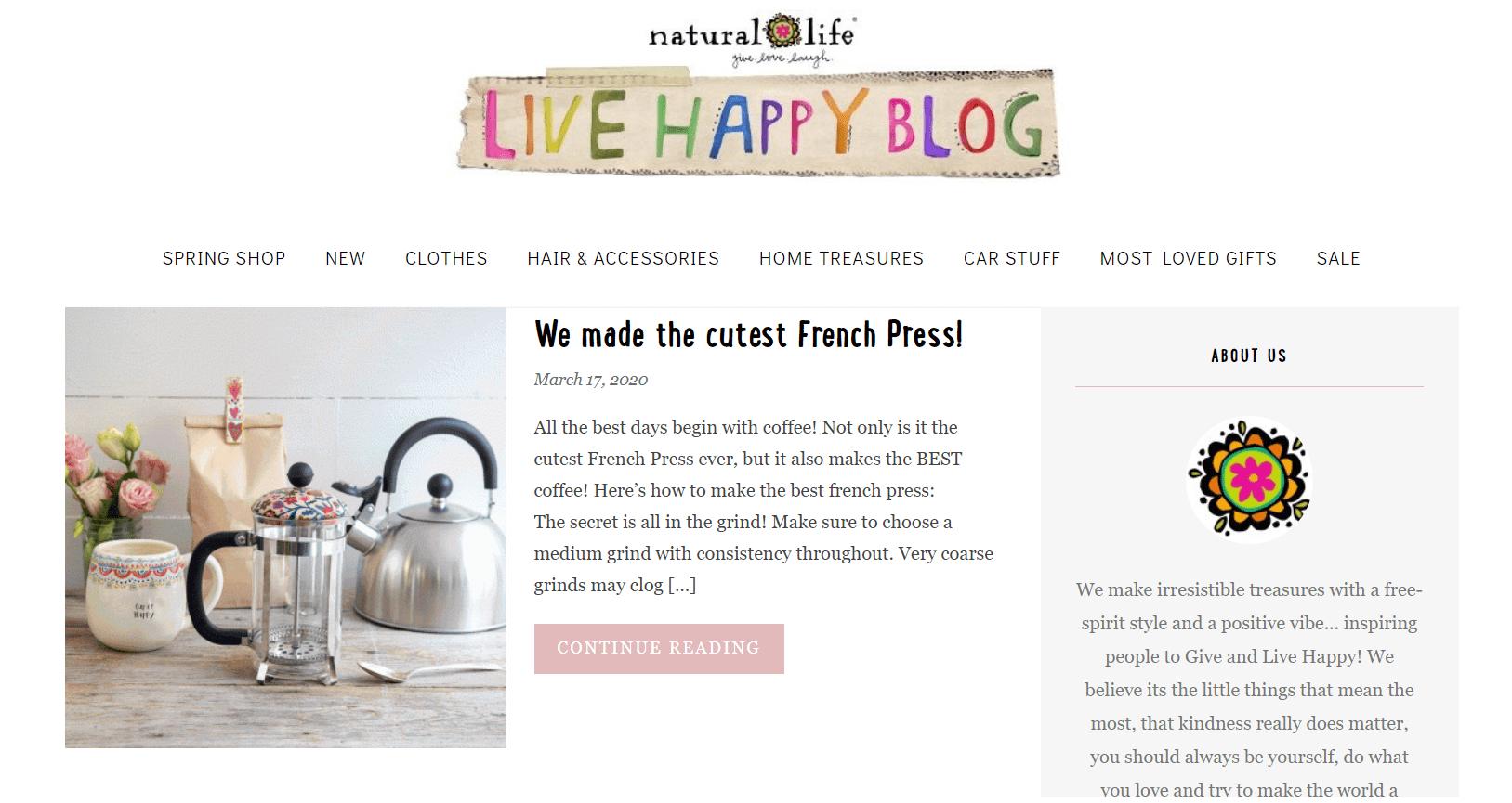 Blog in Magento 2