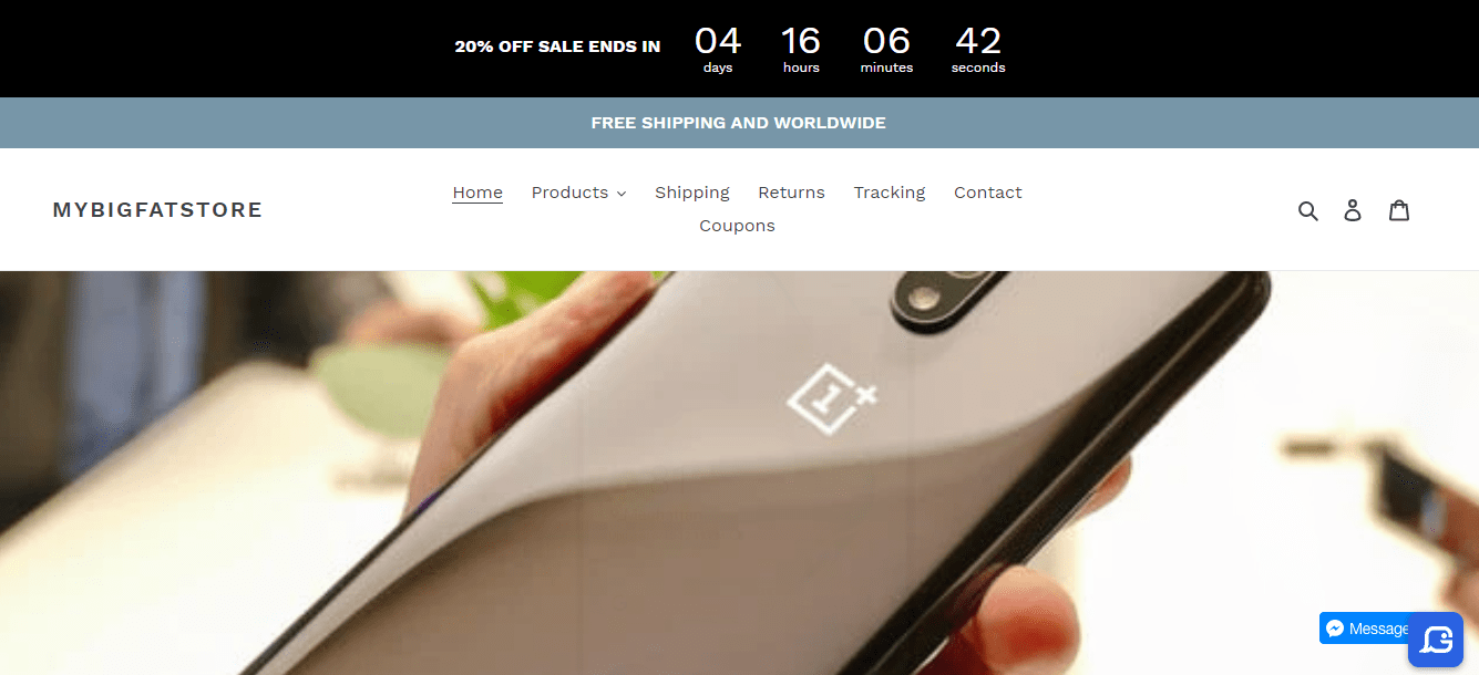 Ultimate Countdown Timer Shopify app
