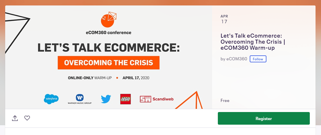Let's Talk eCommerce: Overcoming The Crisis