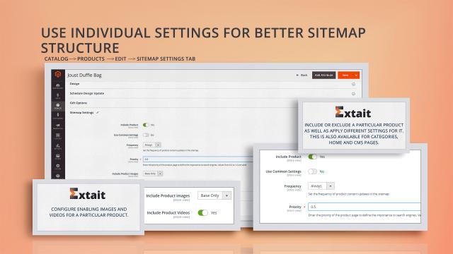 XML Sitemap Magento 2 SEO Extension Free