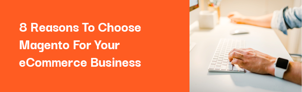 8 Reasons To Choose Magento For Your eCommerce Business